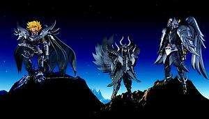 Saint Seiya Cloth Myth Appendix WYVERN RHADAMANTHYS Garuda aiacos