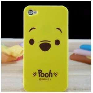 Apple iPhone 4G/4S Winnie The Pooh Bear Hard Case/Cover