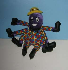 Wiggles Henry the Octopus SINGING Plush Toy