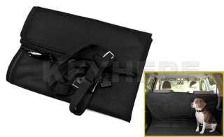 Hammock Pet Dog Cat Car Seat Cover Met Blanket Back New