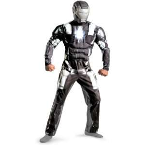 Iron Man 2 War Machine Costume Officially Licensed XL
