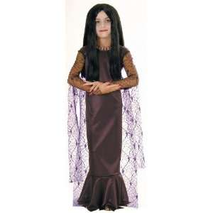 Rubies Costume Co 6751 The Addams Family Morticia Child