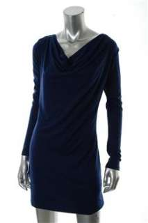 Susana Monaco NEW Blue Versatile Dress Stretch Sale M