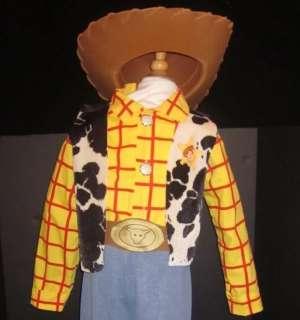 ... Disney Sheriff Woody Toy Story Halloween costume XXS 2T 3T HAT BUZZ ... & Jessie Disney Toy Story Kids Cowgirl Halloween Costume