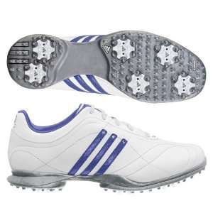 Adidas Signature Natalie 2.0 Golf Shoes Womens White/Violet 10.5
