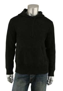 Polo Ralph Lauren RRL Black Cotton Hoody Sweater L New $395