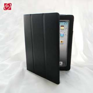 The New iPad 3rd Generation PU Leather Case Cover Stand Multi Color