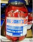 lbs big john s pickled sausage chicken pork red