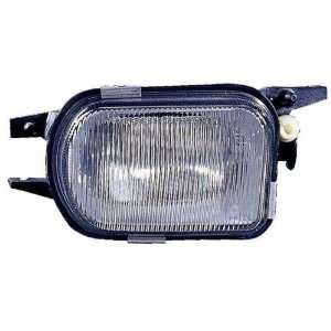 Mercedes C Class/Cl Class Replacement Fog Light Assembly (Not Fits Bi