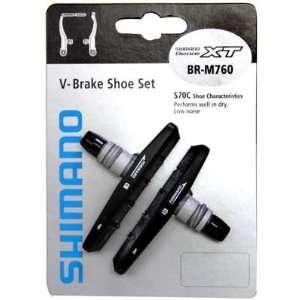 Shimano C70C Brake Shoes Shi S70C Xt/Lx W/Holder Sports & Outdoors