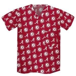 Top Shirt Alabama Crimson Tide 100% Natural Cotton   NOT a CHEAP