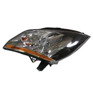 Aftermarket Replacement HALOGEN Headlight Headlamp Assembly Clear Lens