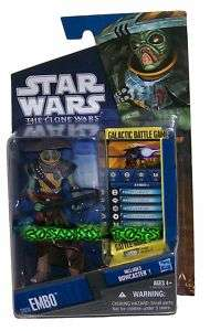 STAR WARS SAGA LEGENDS GALACTIC BATTLE GAME EMBO
