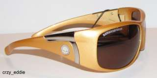 HARLEY DAVIDSON LADIES WILLIE G SKULL SUN GLASSES *NWT*