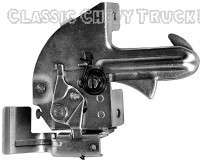 HOOD LATCH 55 57 CHEVY TRUCK