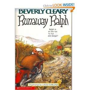 beverly cleary runaway ralph book report Ralph s mouse runaway ralph s mouse (elementary) book i  comprehension of beverly cleary's book about a  daily reading journal go beyond a simple book report.