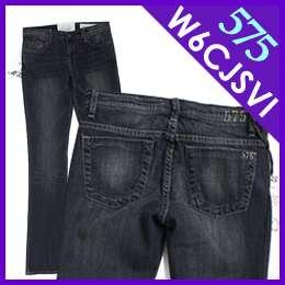 575 W6TCBOC Womens Jeans Pants Denim Ladies Boot Cut Premium Jeans