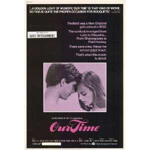Time Movie Poster (27 x 40 Inches   69cm x 102cm) (1974)  (Pamela Sue