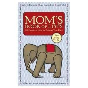 Moms Book of Lists (Code Busters Club) Publisher Welcome