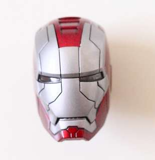 HOT TOYS IRONMAN 2 MARK V 5 TONY STARK 1/6 HEAD HELMET NEW