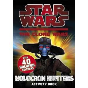 star wars the clone wars holocron hunters sticker