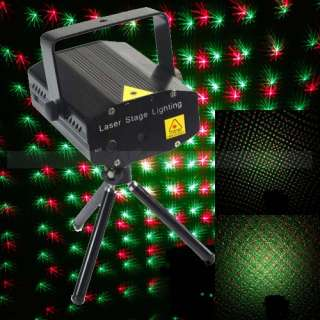 RG Green & Red Mixed DJ Laser Stage Light for Disco Party Club