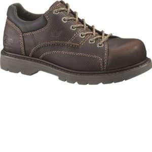 Cat Footwear Womens Blackbriar Steel Toe Shoe   Bark