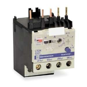 SCHNEIDER ELECTRIC LR2K0310 Relay,Overload Home Improvement
