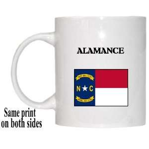 US State Flag   ALAMANCE, North Carolina (NC) Mug