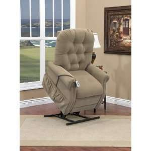25 Series Two Way Reclining Lift Chair Aaron Light Brown