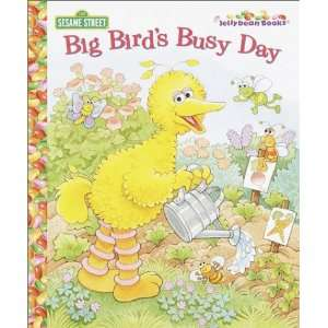 Big Birds Busy Day (Jellybean Books(R)) Deborah Berger, Maggie
