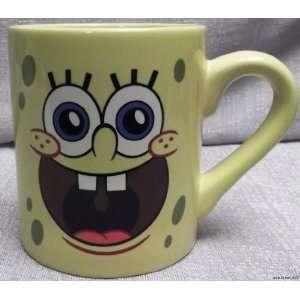 Nickelodeon SPONGEBOB SQUAREPANTS Ceramic 14 oz Coffee Cup