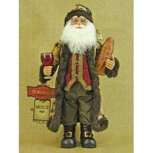 Santa Claus by Karen Didion sale originals wine santa with