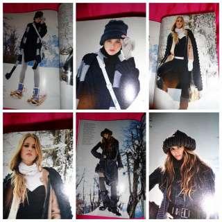 GLAMOUR Emmanuelle BEART H&M ads Rachel WEISZ Katie COURIC 2006