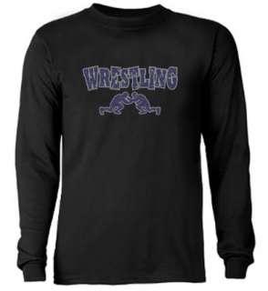 Wrestling High School College Team Tee Shirt T shirt