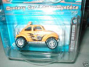2005 mail in mystery car #2 VOLKSWAGON BAJA BUG VW RR