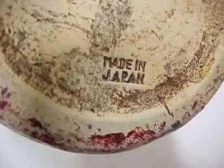 Antq Oriental Water Vase 1934 Chicago Worlds Fair Japan