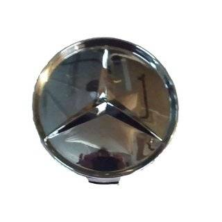 Set of 4 Mercedes AMG Chrome Wheel Center Caps fits ALL 15 and up OEM