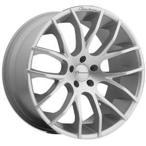 Giovanna Kilis Silver Wheel (20x10/5x120mm) Automotive