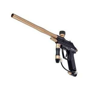 Azodin Kaos D Semi Auto Paintball Gun   Black/Gold  Sports