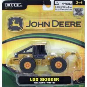Ertl John Deere Log Skidder: Toys & Games