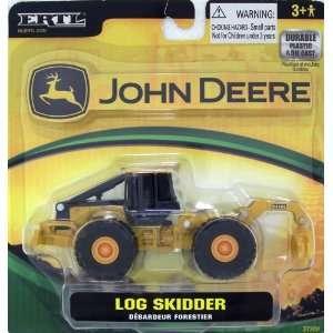 Ertl John Deere Log Skidder: Toys & Games