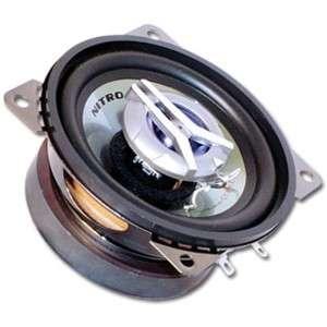 NITRO BMW 3344 4 400 Watts 2 Way Car Audio Speakers