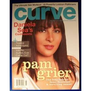 Curve Magazine: Pam Grier: VARIOUS AUTHORS: Books