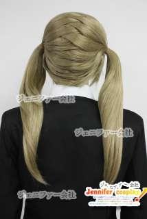 Soul Eater Maka Albarn cosplay wig costume 04