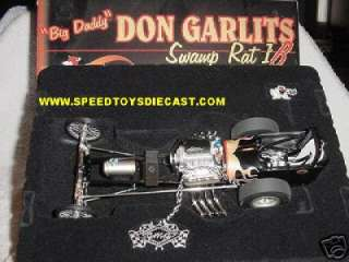 GMP DON GARLITS SWAMP RAT 1B VINTAGE DRAGSTER NHRA