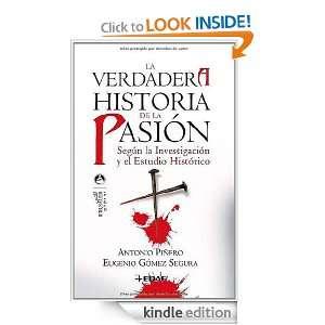 VERDADERA HISTORIA DE LA PASION, LA (Ensayo (edaf)) (Spanish Edition