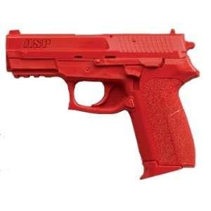 ASP High Quality Red Training Gun Sig228R/229R DAK/ Safe