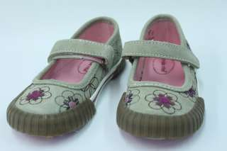 NWT girls STRIDE RITE ALYSIA TAUPE MULTI shoes sandals 7 8 9 10 11