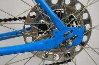 Vintage AMF SCORCHER Ladies Road Bike 20 Bicycle Ten Speed Blue